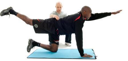 terapi cedera olahraga